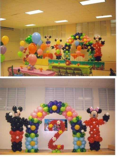 Decoracion fiesta
