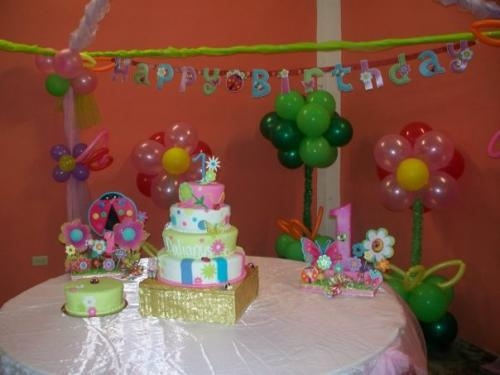 Cumpleanos de ninos decoracion latest with cumpleanos de for Decoracion cumpleanos nino