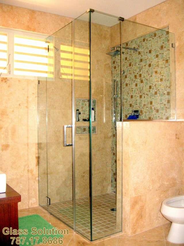 Puertas De Baño En Cristal Puerto Rico:Puertas de ducha en cristal a la medida en Aguadilla, Puerto Rico