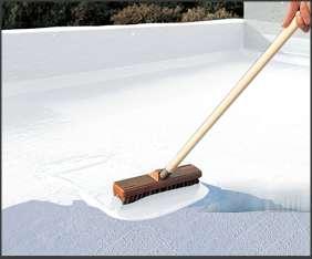 Filtraciones en el techo. nivelacion de empozamientos de agua en el techo.