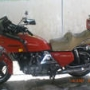 motora honda goldwing 1981 restaurada
