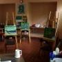 Arte para niños de 3 a 9 años en La Escuelita de Mrs. Marta, Taller Kumbaya