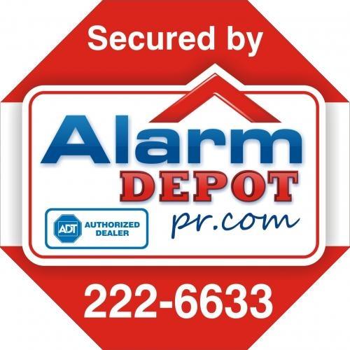 Alarm depot of puerto rico