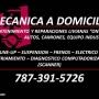 MECANICA A DOMICILIO