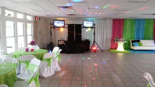 Disc jockeys en ponce pr musica videos pantallas iluminacion 787-377-6837