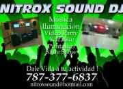 Alquiler de disc jockey en ponce puerto rico 787-377-6837