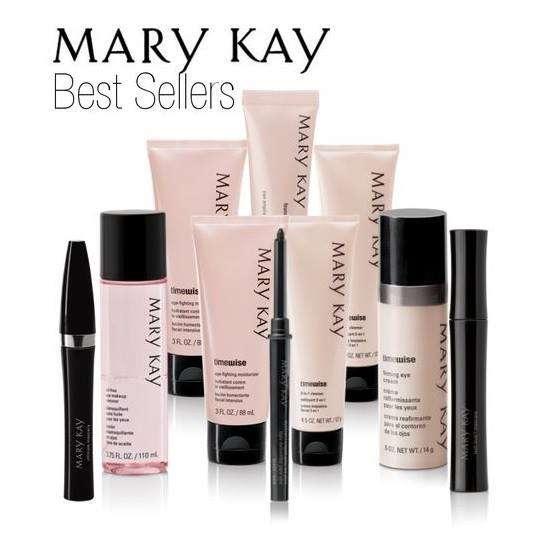 Mary kay, consultora