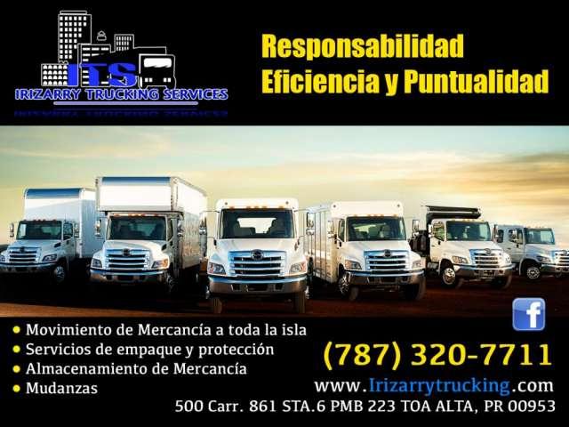 Mudanzas y alquiler de camiones
