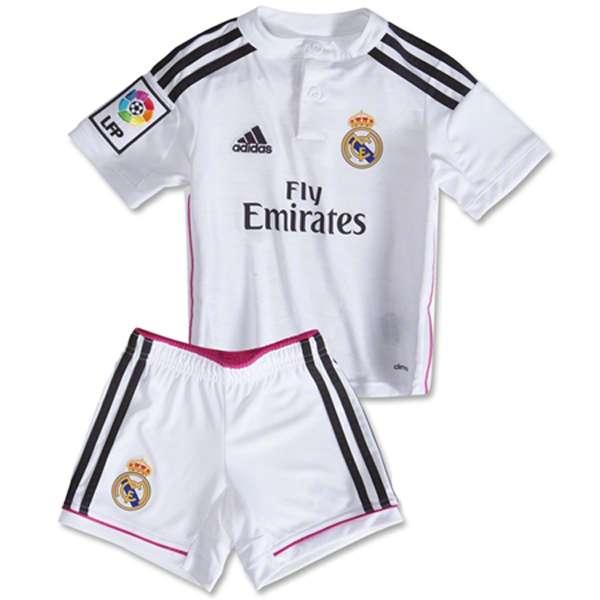 Moda niños camiseta de fútbol