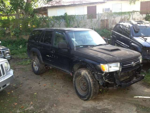 Venta toyota four runners 2001