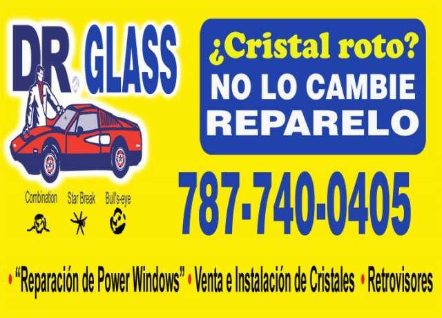 Cristales para autos y camiones