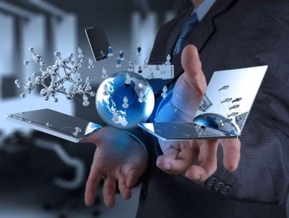 Su empresa en su terminal móvil, es decir en la palma de la mano de sus clientes.