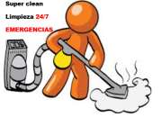 Servicio garantizado todo tipo de limpieza 24/7 limpieza en general