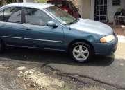 Nissan sentra gxe 2001
