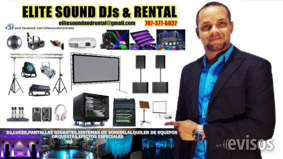 Sound sistem services in san juan