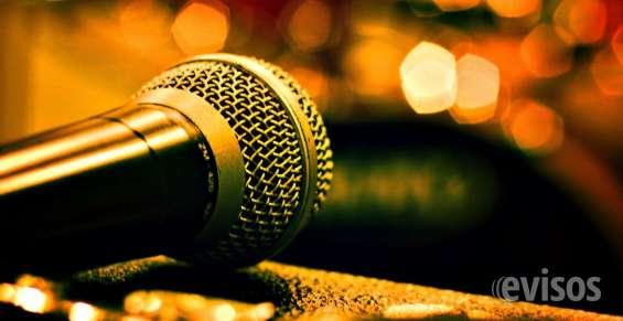 Curso de canto para adultos