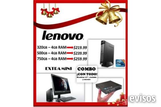 Lenovo m92p (750gb - 320gb - 250gb) ofertas!!