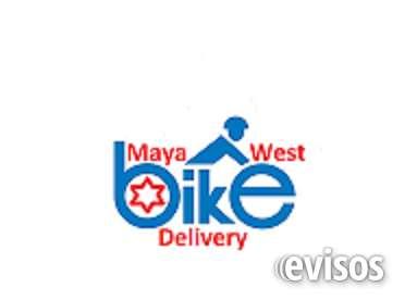 Mayawest bike delivery