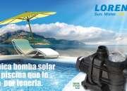 Bomba solar de agua piscina pisina picina solar pool pump