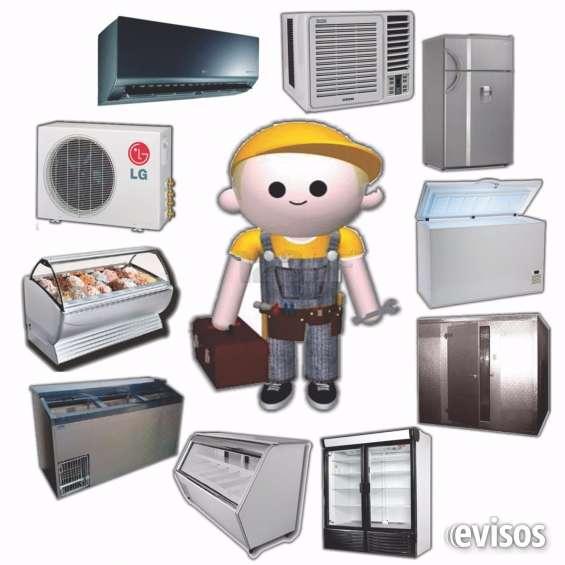 Reparacion aires, lavadora, nevera y estufas