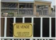 Vendo casa en guayama bien ubicada