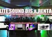 Guagua de sonido en San juan PR